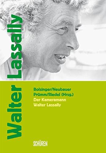 9783894724108: Der Kameramann Walter Lassally