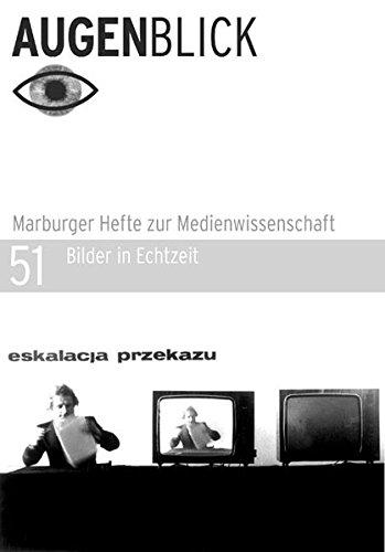 9783894726515: Bilder in Echtzeit: Medialit�t und �sthetik des digitalen Bewegtbildes
