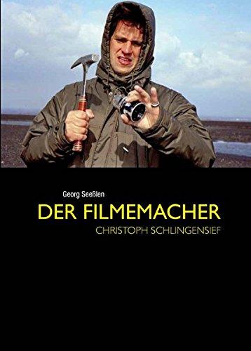 9783894727185: Der Filmemacher Christoph Schlingensief