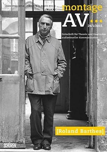 Roland Barthes (Montage AV)