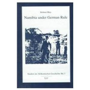 9783894732257: Namibia Under German Rule
