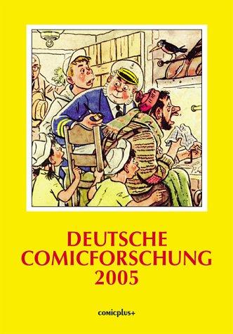 9783894741440: Deutsche Comicforschung 2005