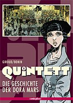 Quintett / Die Geschichte der Dora Mars: Giroud, Frank, Bonin, Cyril, Sackmann, Eckart
