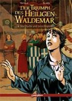 9783894742287: Der Triumph des Heiligen Waldemar 4: Von Rache und Gerechtigkeit