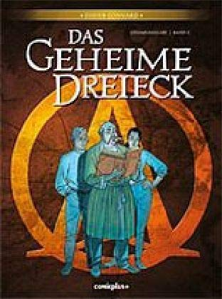 9783894742416: Das geheime Dreieck - Gesamtausgabe 1