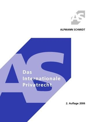 9783894766108: Internationales Privatrecht.