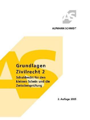 Stock image for BGB-Trainer 2. Startwissen Schuldrecht für Anfänger for sale by medimops