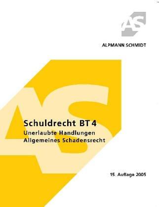 9783894767075: Schuldrecht BT 4.