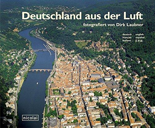 9783894791568: Deutschland aus der Luft