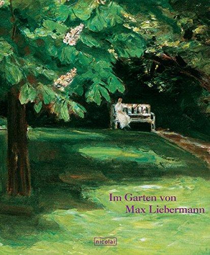 9783894791803: Im Garten von Max Liebermann