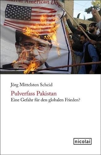 9783894798086: Pulverfass Pakistan