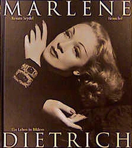 9783894873615: Marlene Dietrich. Ein Leben in Bildern