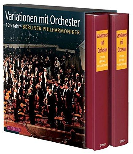 9783894875688: Variationen mit Orchester