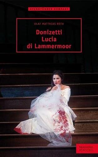 9783894879211: Donizetti - Lucia di Lammermoor