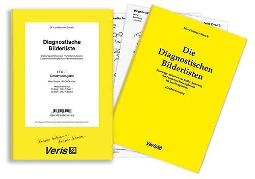 Die Diagnostischen Bilderlisten. Siebungsverfahren zur Früherkennung von ...