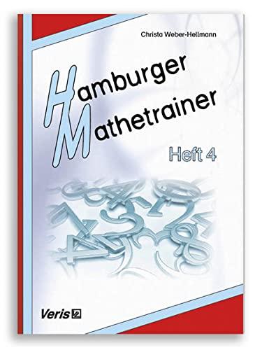 9783894932145: Hamburger Mathetrainer. Heft 4