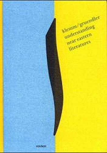 9783895001628: Understanding Near Eastern Literatures (Literaturen Im Kontext)