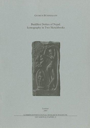 Buddhist Deities of Nepal: Iconography in Two: Buhnemann, Gudrun