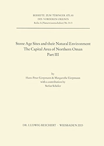 Stone Age Sites and their Natural Environment: Schöler, Stefan; Uerpmann,
