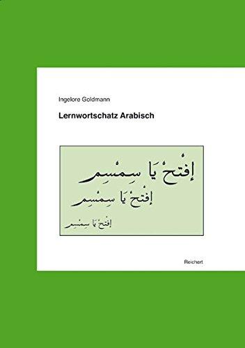 9783895003844: Lernwortschatz Arabisch