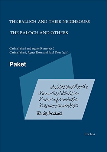The Baloch and Others: Linguistic, Historical and: Jahani, Carina; Korn,