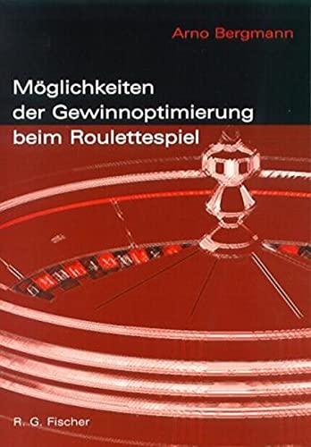 9783895019852: M�glichkeiten der Gewinnoptimierung beim Roulettespiel