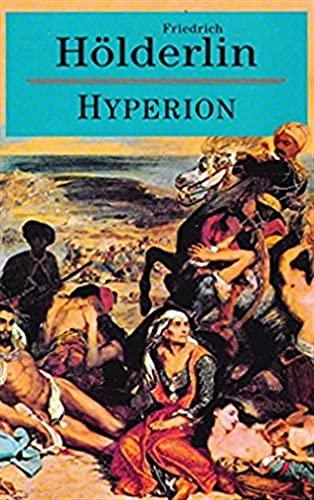 9783895070143: Hyperion (World Classic Literature Series) : German language version