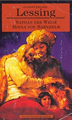 Nathan Der Weise / Minna Von Barnhelm: Lessing, Gotthold Ephraim