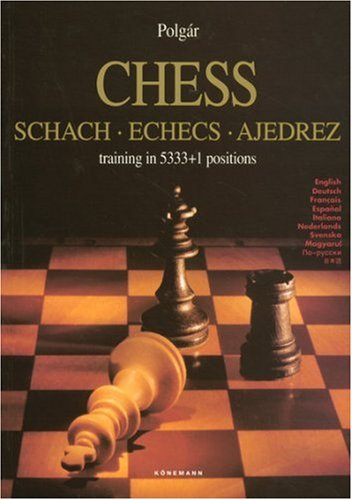 9783895080296: Chess, training in 5333 + 1 positions