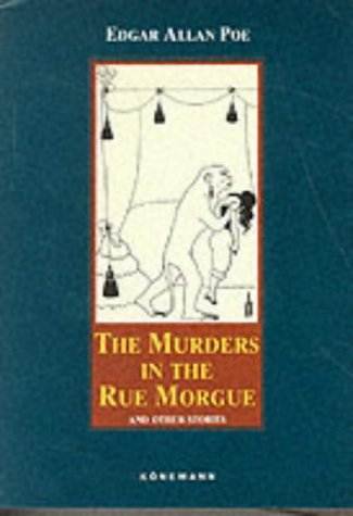 9783895080906: THE MURDERS IN THE RUE MORGUE AND OTHER STORIES (Konemann Classics)