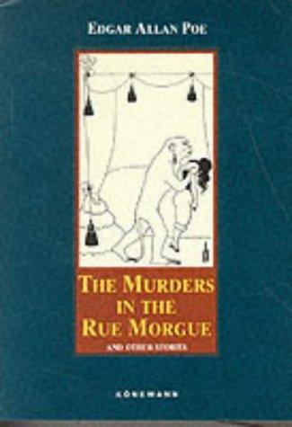 9783895080906: The Murders in the Rue Morgue (Konemann Classics)