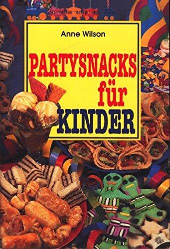 9783895081538: Partysnacks für Kinder