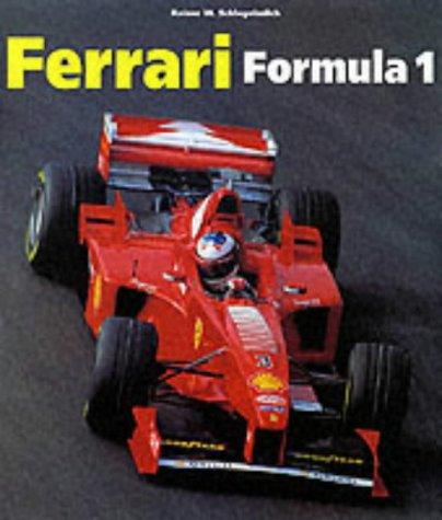 9783895082115: Ferrari Formula 1