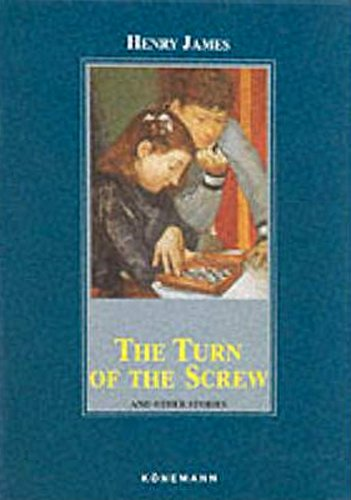 9783895082313: The Turn of the Screw and Other Stories (Konemann Classics)