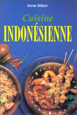 9783895083266: Cuisine indonesienne