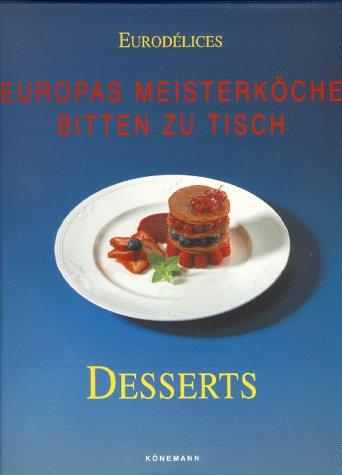 9783895085864: Eurodelices, Desserts