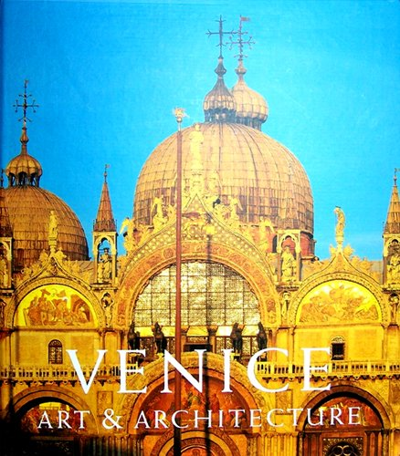 Venice Art & Architecture 2 Volumes: Romanelli Giandomeni