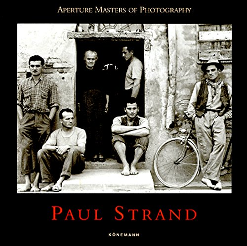 9783895086045: Paul Strand (Masters of photography)