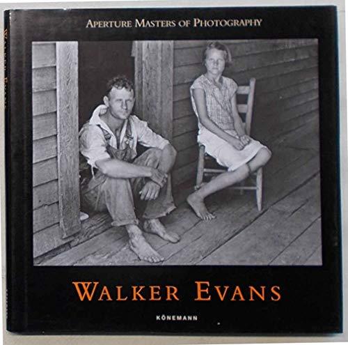 Walker Evans (Aperture Masters of Photography Series): Walker Evans