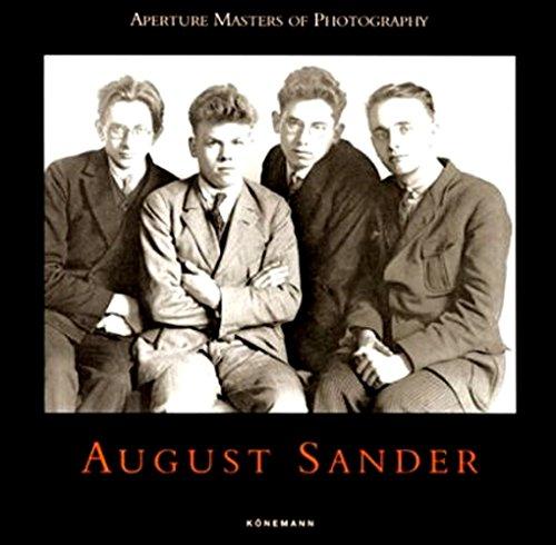 AUGUST SANDER: GERMAN PORTRAITS, 1918-1933: Sander, August; Von
