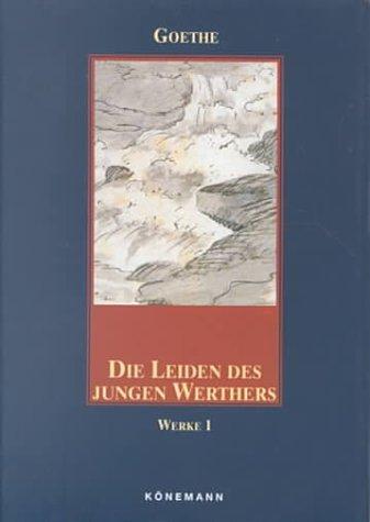 9783895086625: 1: Die Leiden Des Jungen Werther (Cloth Bound Pocket Series) (German Edition)