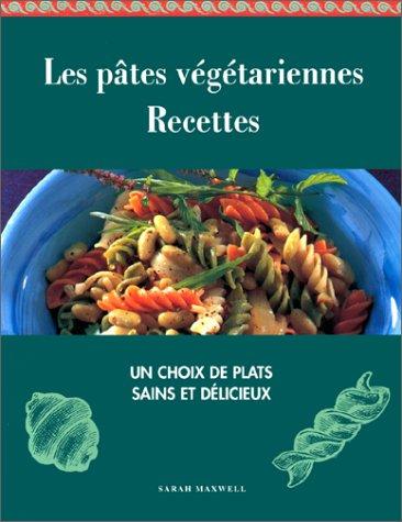 9783895086816: Les Pâtes végétariennes