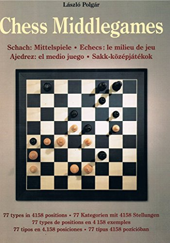 9783895086830: Chess Middlegames