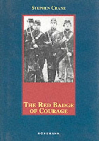 religious symbolism in the novel the red badge of courage by stephen crane The red badge of courage is a war novel by american stephen crane published his first novel symbolism and metaphor, the novel also lends itself to.