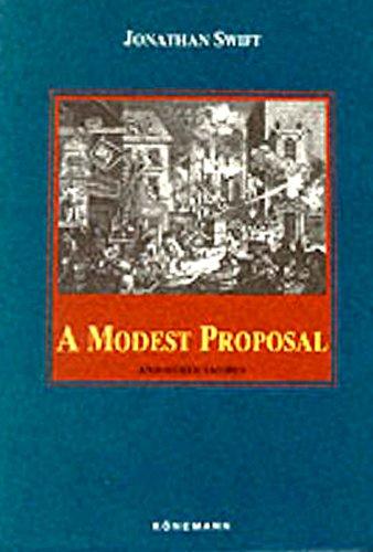 9783895086885: A Modest Proposal & Other Stories (Konemann Classics)