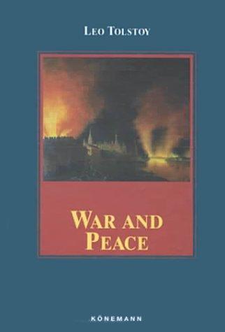 9783895086908: War & Peace (Konemann Classics)