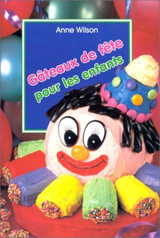 9783895087127: Gâteaux de fête pour les enfants