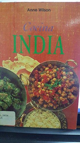 9783895088261: Cocina India (Spanish Edition)