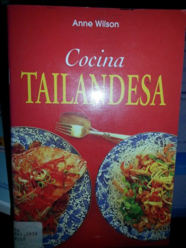 9783895088346: Cocina Tailandesa