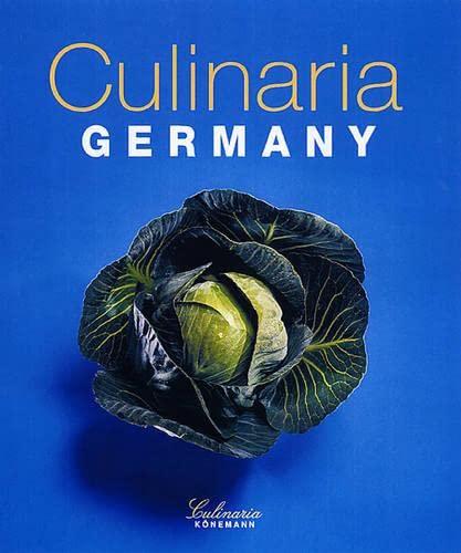 9783895089060: Culinaria Germany